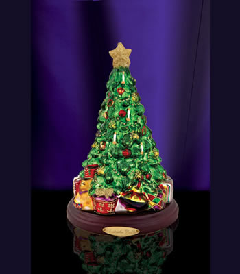 Lavish Xmas Tree Tabletop