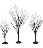 Black Bare Branch Trees, St/3