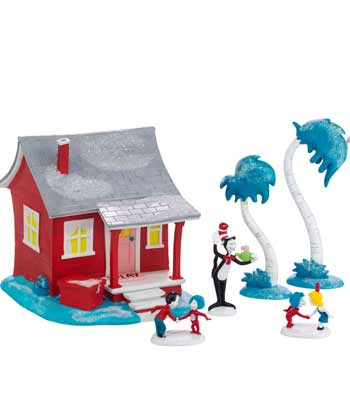Cat in the Hat Gift Set