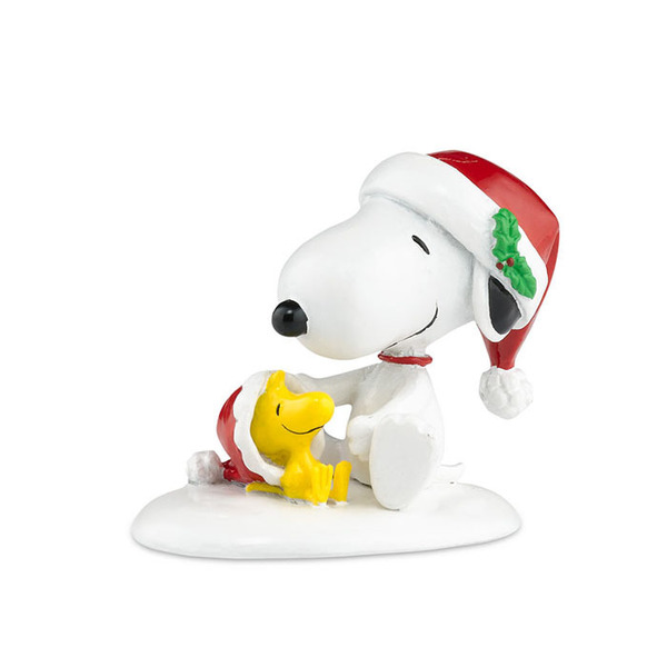 Happy Holidays Snoopy & Woodstock
