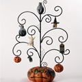 Frightful Tree with Ornaments