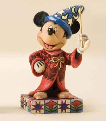 Sorcerer Mickey - Touch of Magic