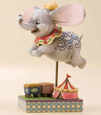 Faith in Flight, Dumbo Personality Figurine