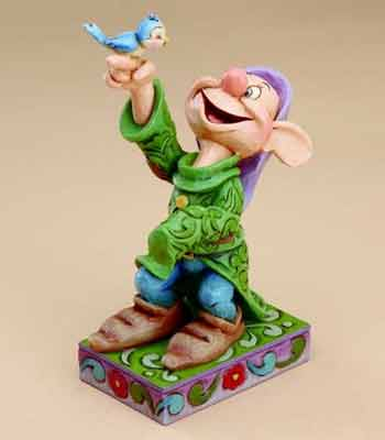 Dopey - Personality Pose Figurine
