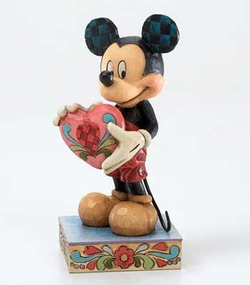 A Gift of Love - Mickey Mouse